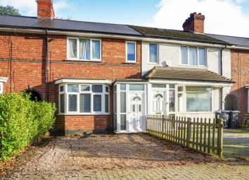 3 bed terraced house for sale in Graham Road, Yardley, Birmingham B25