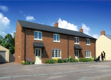 Thumbnail 3 bed semi-detached house for sale in Plot 18 Malthouse Meadow, Portesham, Weymouth, Dorset