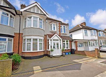 Hatley Avenue, Barkingside, Ilford, Essex IG6. 5 bed semi-detached house