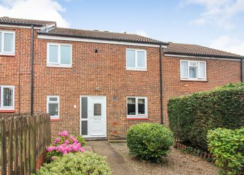 Thumbnail 3 bedroom terraced house for sale in Woodruff Close, Old Catton, Norwich