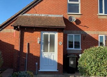 Thumbnail 1 bed semi-detached house to rent in The Brambles, Peterborough, Cambridgeshire