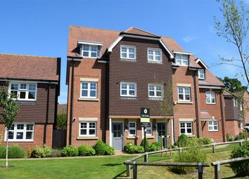 Thumbnail 4 bed semi-detached house for sale in Gomer Road, Bagshot, Surrey