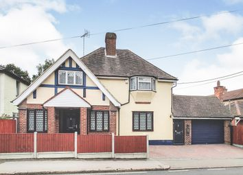 4 bed detached house for sale in Stock Road, Galleywood, Chelmsford CM2