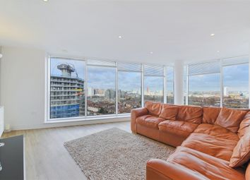 Thumbnail 2 bed flat for sale in 22 Western Gateway, Royal Victoria Dock, London