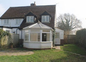 Thumbnail 3 bed semi-detached house to rent in Kingstone, Hereford