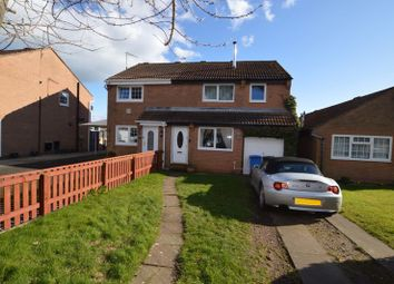 Thumbnail 3 bed semi-detached house for sale in Riverdene, Tweedmouth, Berwick-Upon-Tweed