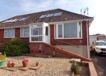 2 bed semi-detached bungalow for sale in Willow Avenue, Exmouth, Devon EX8