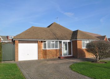 Thumbnail 3 bed detached bungalow for sale in Dene Drive, Eastbourne