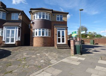 Thumbnail 3 bedroom detached house to rent in Baring Road, New Barnet