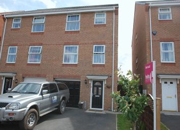 Thumbnail 4 bedroom semi-detached house for sale in Darbyshire Close, Thornaby, Stockton-On-Tees