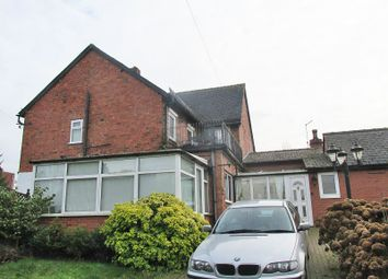Thumbnail 4 bedroom semi-detached house for sale in Limes Avenue, Alfreton