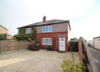 Thumbnail 3 bed semi-detached house for sale in Council Houses High Street, Barmby-On-The-Marsh, Goole