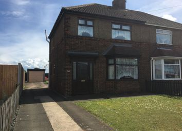 3 bed semi-detached house to rent in Cornwall Road, Scunthorpe DN16