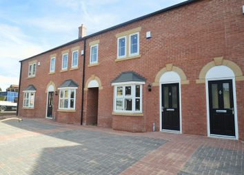 Thumbnail 2 bed town house to rent in Washdyke Lane, Hucknall, Nottingham