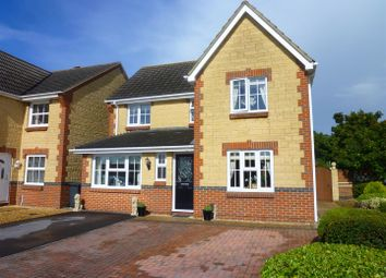 Thumbnail 4 bed detached house for sale in Jasmine Way, Trowbridge