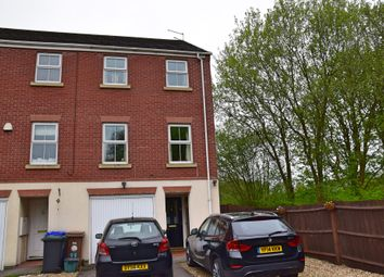 Thumbnail 4 bed end terrace house for sale in Smallwood Close, Heron Cross, Stoke-On-Trent