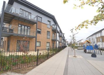 Thumbnail 2 bed flat to rent in Clovelly Court, West Drayton