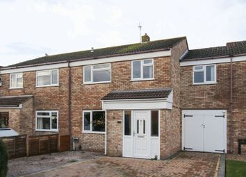 Thumbnail 4 bed terraced house for sale in Dart Road, Clevedon