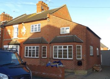 Thumbnail 5 bed semi-detached house to rent in Queens Road, Egham