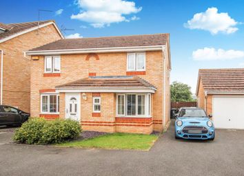 Thumbnail 3 bed link-detached house for sale in Regency Court, Rushden, Northamptonshire