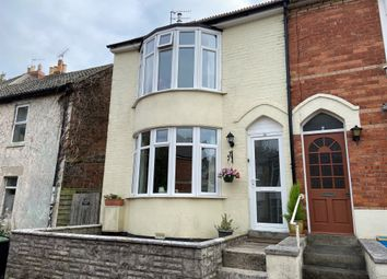 Prince Of Wales Road, Weymouth DT4. 3 bed end terrace house