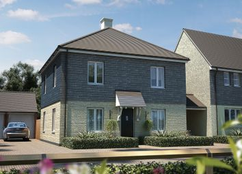 "Thumbnail 4 bedroom property for sale in ""The Gatehouse"" at Barracks Road, Modbury, Ivybridge"
