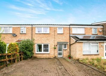 Thumbnail 3 bed terraced house for sale in Winston Crescent, Biggleswade, Bedfordshire