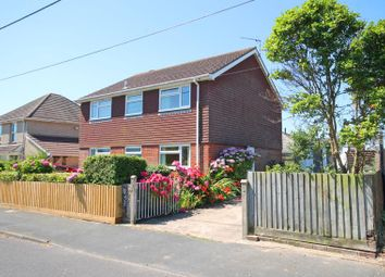 Thumbnail 2 bed flat to rent in Milford On Sea, Hampshire