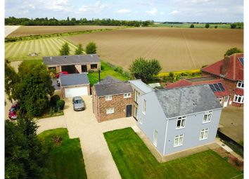 Thumbnail 5 bed detached house for sale in Pilleys Lane, Boston