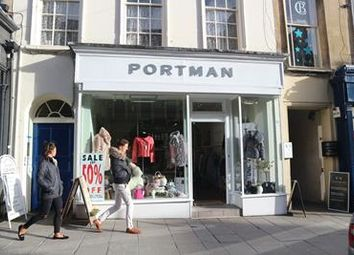 Thumbnail Retail premises to let in 28 Milsom Street, Bath, Somerset