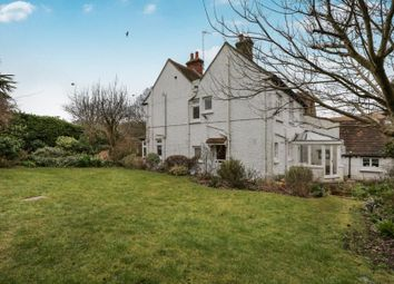 Thumbnail 4 bed semi-detached house for sale in Ovingdean Road, Ovingdean, Brighton, East Sussex