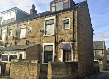 Thumbnail 3 bed terraced house for sale in Sandford Road, Bradford