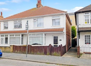 Thumbnail 3 bed semi-detached house for sale in Cavendish Road, Skegness, Lincs