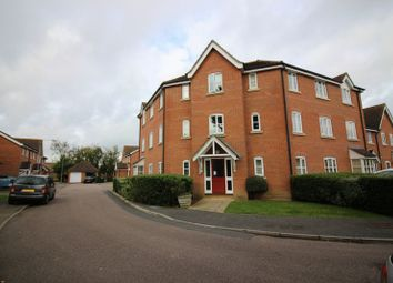 Thumbnail 2 bed flat for sale in Abbeydale Close, Church Langley, Harlow