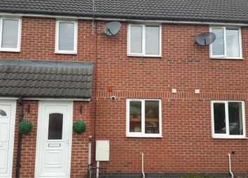 Thumbnail 2 bed terraced house for sale in Westover Road, Leicester