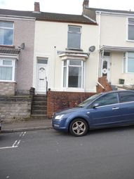 Thumbnail 2 bed terraced house to rent in Graig Terrace, Mount Pleasant Swansea