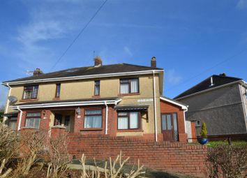 Thumbnail 2 bed semi-detached house for sale in Brynamlwg, Llanelli