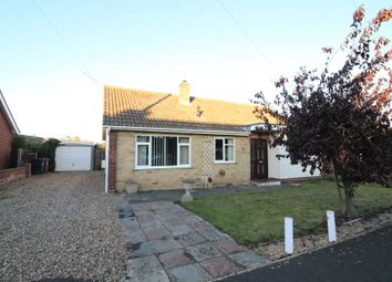 Thumbnail 3 bed detached bungalow for sale in Grange Close, Hoveton, Norwich