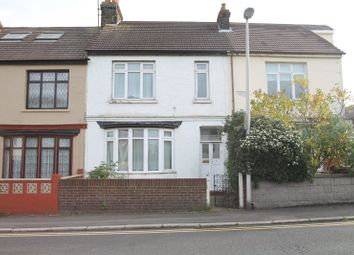 Thumbnail 3 bed terraced house for sale in Ash Tree Lane, Chatham, Kent