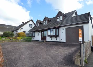 Thumbnail 4 bedroom bungalow for sale in Taw Vale Close, North Tawton