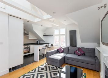 Thumbnail 3 bed flat to rent in Agincourt Road, London
