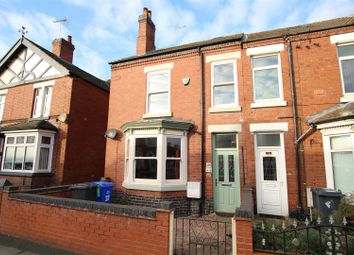 Thumbnail 5 bedroom semi-detached house for sale in Outwoods Street, Burton-On-Trent
