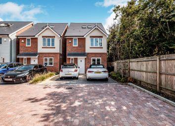 Thumbnail 4 bed town house to rent in Bradbury Close, East Preston, Littlehampton