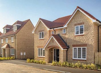 "Thumbnail 4 bedroom detached house for sale in ""The Thornsett"" At Witney Road, Kingston Bagpuize, Abingdon OX13, Kingston Bagpuize,"