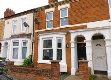 Thumbnail 3 bed terraced house to rent in Alexandra Road, Wellingborough