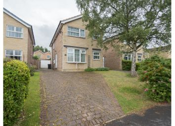 Thumbnail 4 bed detached house for sale in Sandholme Drive, Burley In Wharfedale