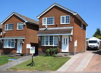 Thumbnail 3 bed detached house for sale in Lynn Avenue, Talke, Stoke-On-Trent