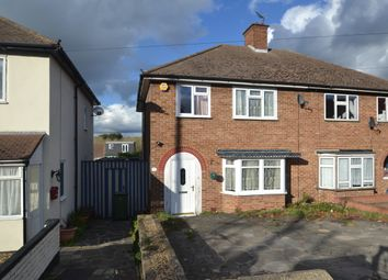 Thumbnail 3 bed semi-detached house to rent in Warden Avenue, Collier Row, Romford