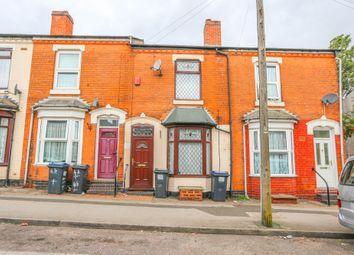Thumbnail 3 bed terraced house for sale in Heath Green Road, Birmingham