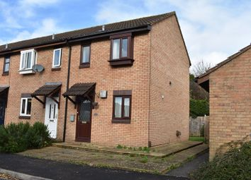 Thumbnail 2 bed end terrace house for sale in Larchfield Close, Frome